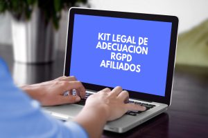 Kit Legal de Adecuación RGPD Afiliados