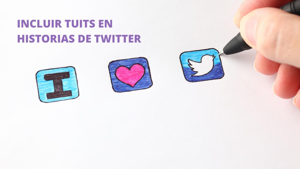 Como meter un Tuit los Fleets de Twitter